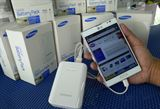 Picture of Samsung Battery Pack 9000mAh w/ Iphone5/Ipad mini cable