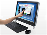 Picture of DeLL Touch AllinOne PC Core i5 8GBram 1TB HDD